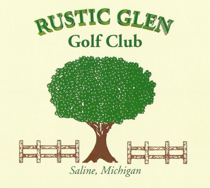 rustic<br />               glen logo